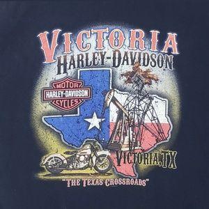 Harley Davidson Texas Crossroads Victoria Mens XL